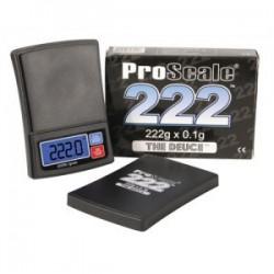"""ProScale Waga kieszonkowa """"222"""" 222g"""